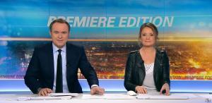 Pascale De La Tour Du Pin dans Premiere Edition - 12/02/16 - 02
