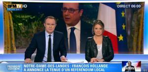 Pascale De La Tour Du Pin dans Premiere Edition - 12/02/16 - 03