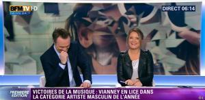 Pascale De La Tour Du Pin dans Premiere Edition - 12/02/16 - 08
