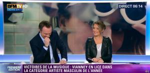 Pascale De La Tour Du Pin dans Premiere Edition - 12/02/16 - 09
