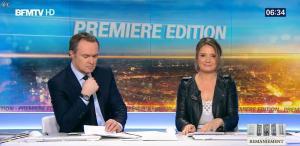 Pascale De La Tour Du Pin dans Premiere Edition - 12/02/16 - 12