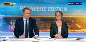 Pascale De La Tour Du Pin dans Premiere Edition - 12/02/16 - 17