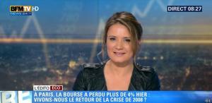 Pascale De La Tour Du Pin dans Premiere Edition - 12/02/16 - 18