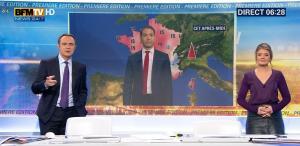 Pascale De La Tour Du Pin dans Premiere Edition - 17/12/15 - 09