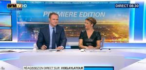 Pascale De La Tour Du Pin dans Premiere Edition - 24/11/15 - 16