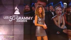 Salome Lagresle dans Grammy Awards - 19/02/16 - 08