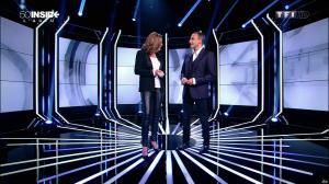 Sandrine Quétier dans 50 Minutes Inside - 09/04/16 - 02