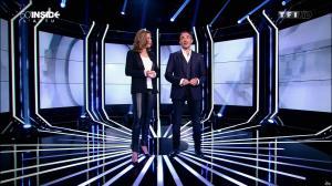 Sandrine Quétier dans 50 Minutes Inside - 09/04/16 - 04