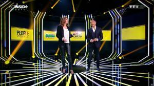 Sandrine Quétier dans 50 Minutes Inside - 09/04/16 - 06