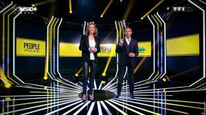 Sandrine Quétier dans 50 Minutes Inside - 09/04/16 - 07