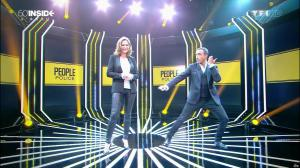 Sandrine Quétier dans 50 Minutes Inside - 09/04/16 - 08