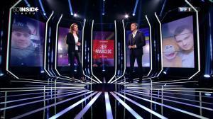 Sandrine Quétier dans 50 Minutes Inside - 09/04/16 - 09