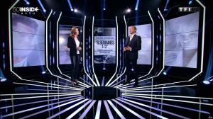 Sandrine Quétier dans 50 Minutes Inside - 09/04/16 - 12