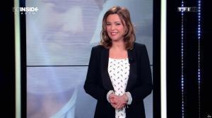 Sandrine Quétier dans 50 Minutes Inside - 09/04/16 - 13