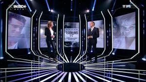 Sandrine Quétier dans 50 Minutes Inside - 09/04/16 - 14