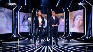 Sandrine Quétier dans 50 Minutes Inside - 09/04/16 - 18