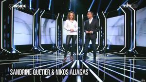 Sandrine Quétier dans 50 Minutes Inside - 12/03/16 - 01