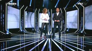 Sandrine Quétier dans 50 Minutes Inside - 12/03/16 - 02