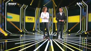 Sandrine Quétier dans 50 Minutes Inside - 12/03/16 - 04