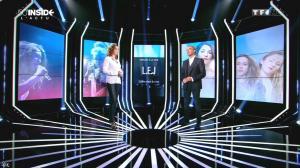 Sandrine Quétier dans 50 Minutes Inside - 12/03/16 - 07
