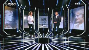 Sandrine Quétier dans 50 Minutes Inside - 12/03/16 - 08
