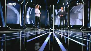 Sandrine Quétier dans 50 Minutes Inside - 12/03/16 - 09