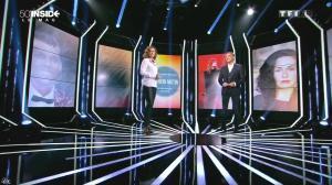 Sandrine Quétier dans 50 Minutes Inside - 12/03/16 - 10