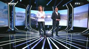 Sandrine Quétier dans 50 Minutes Inside - 12/03/16 - 11