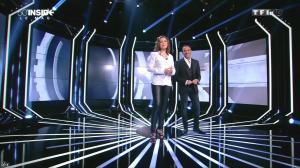 Sandrine Quétier dans 50 Minutes Inside - 12/03/16 - 14