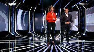 Sandrine Quétier dans 50 Minutes Inside - 19/03/16 - 04