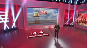 Sandrine Quétier dans My Million - 08/04/16 - 01