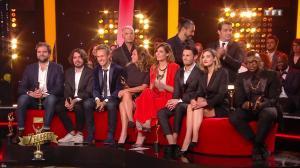 Camille Lou dans les Z Awards - 13/01/17 - 05