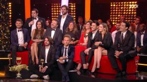 Camille Lou dans les Z Awards - 13/01/17 - 06