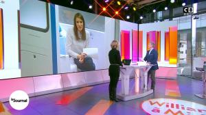 Caroline Delage dans William à Midi - 13/02/18 - 02