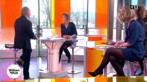 Caroline Delage dans William à Midi - 15/02/18 - 06