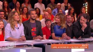 Caroline Ithurbide dans c'est Que de la Télé - 24/05/18 - 03
