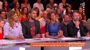Caroline Ithurbide dans c'est Que de la Télé - 24/05/18 - 04