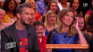 Caroline Ithurbide dans c'est Que de la Télé - 24/05/18 - 07