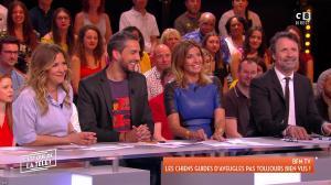 Caroline Ithurbide dans c'est Que de la Télé - 24/05/18 - 08
