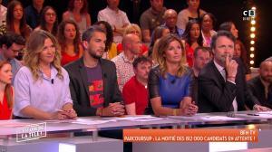 Caroline Ithurbide dans c'est Que de la Télé - 24/05/18 - 10