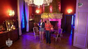Caroline Ithurbide et Justine Fraioli dans le Grand Bêtisier de Paques - 29/03/18 - 11