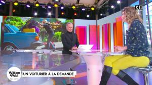 Caroline Ithurbide dans William à Midi - 12/02/18 - 02