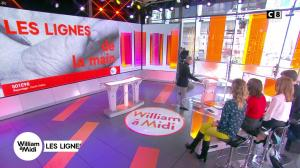 Caroline Ithurbide dans William à Midi - 12/02/18 - 04