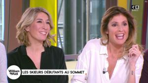 Caroline Ithurbide dans William à Midi - 13/02/18 - 10
