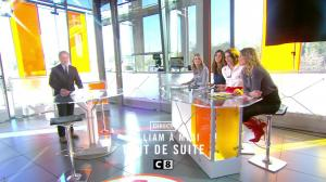 Caroline Ithurbide dans William à Midi - 14/11/17 - 02