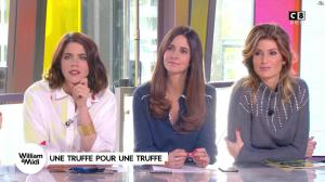 Caroline Ithurbide dans William à Midi - 14/11/17 - 06