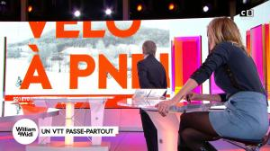 Caroline Ithurbide dans William à Midi - 15/02/18 - 04