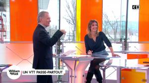 Caroline Ithurbide dans William à Midi - 15/02/18 - 07
