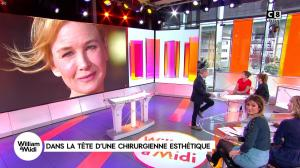 Caroline Ithurbide dans William à Midi - 15/02/18 - 11