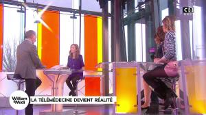 Caroline Ithurbide dans William à Midi - 31/01/18 - 05